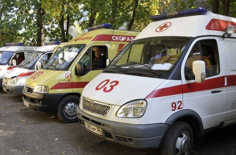 Как вызвать скорую в Воронеже