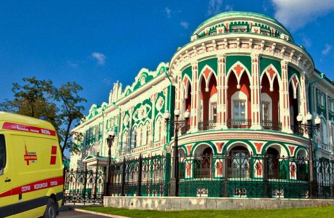Скорая в Екатеринбурге, как вызвать