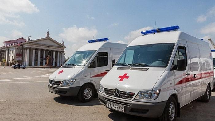 Скорая помощь в Волгограде
